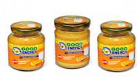 Классическая арахисовая паста good energy 250г