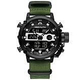 Мужские часы MegaLith Prof Green, фото 2