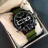 Мужские часы MegaLith Prof Green, фото 3