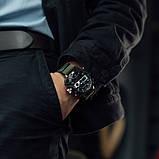 Мужские часы MegaLith Prof Green, фото 4