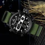 Мужские часы MegaLith Prof Green, фото 8