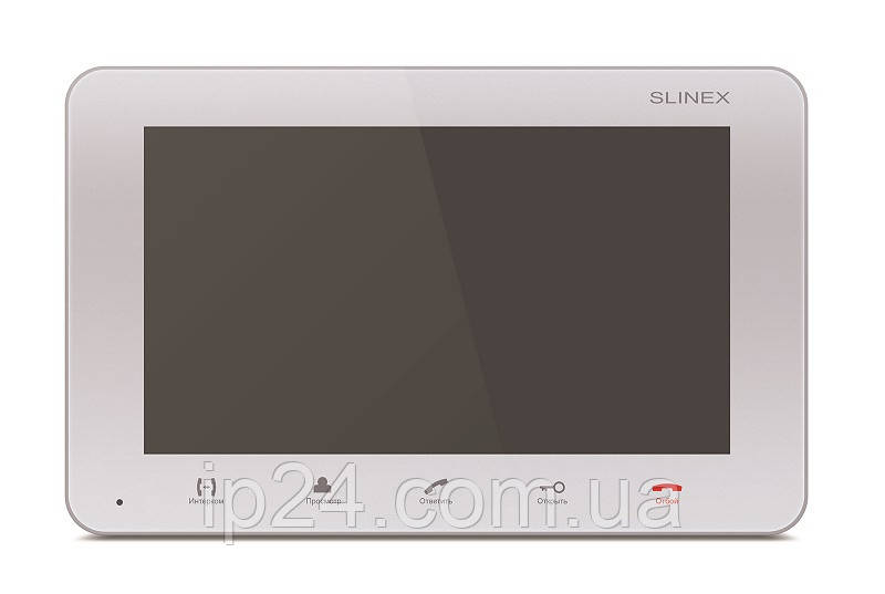 Домофон Slinex SM-07M white