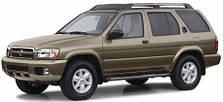 Тюнинг , обвес на Nissan Pathfinder (1998-2005)