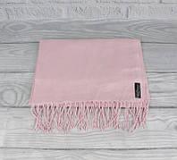 Кашемировый шарф, палантин пудровый Ozsoy 7180-25, фото 1