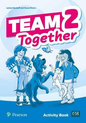 Team Together 2 Activity Book, фото 2