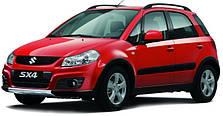 Тюнинг , обвес на Suzuki SX4 (2006-2013)