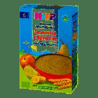 Каша молочная органическая Пшеничная с фруктами хипп hipp. 6+