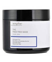Маска для волос Sergilac The Frizz Free Mask с антистатическим эффектом 500 мл