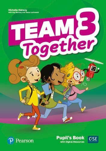 Team Together 3 Pupil's Book