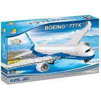 Конструктор Cobi Боинг 777Х 625 деталей (COBI-26602)