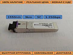 Модуль SFP SFPd-1SM-1550nm-3SC FoxGate