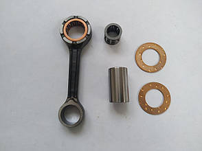 Шатун Honda DIO AF-34/35 32,5mm MSU , фото 2