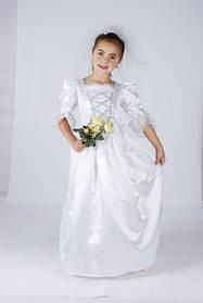 Карнавальный костюм Невеста, S/M/L