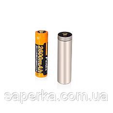 Акумулятор 18650 Fenix 2600 mAh ARB-L18-2600 (ARB-L18-2600)
