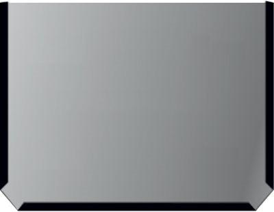Кронштейн (карман) для таблички оранжевого цвета (400x300мм), с черной окантовкой