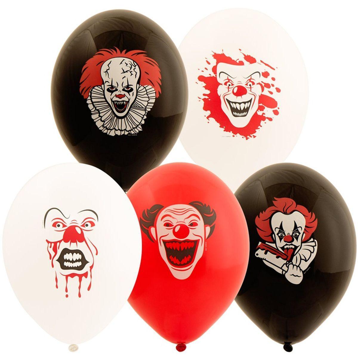 1103-2059 клоун жахливий 30 см