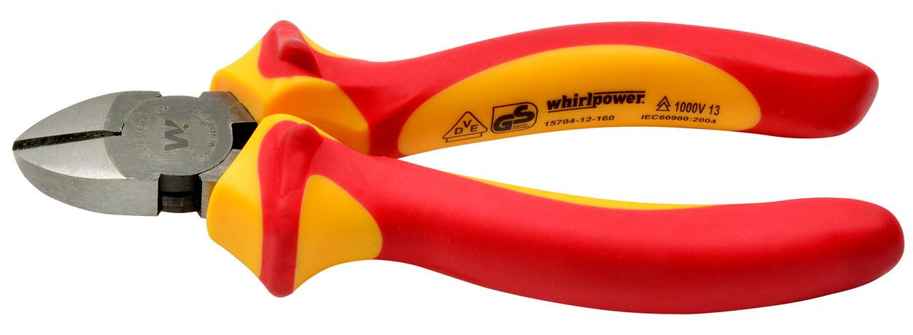 Бокорезы Whirlpower 15704-12-160 усиленные диэлектрические 160мм