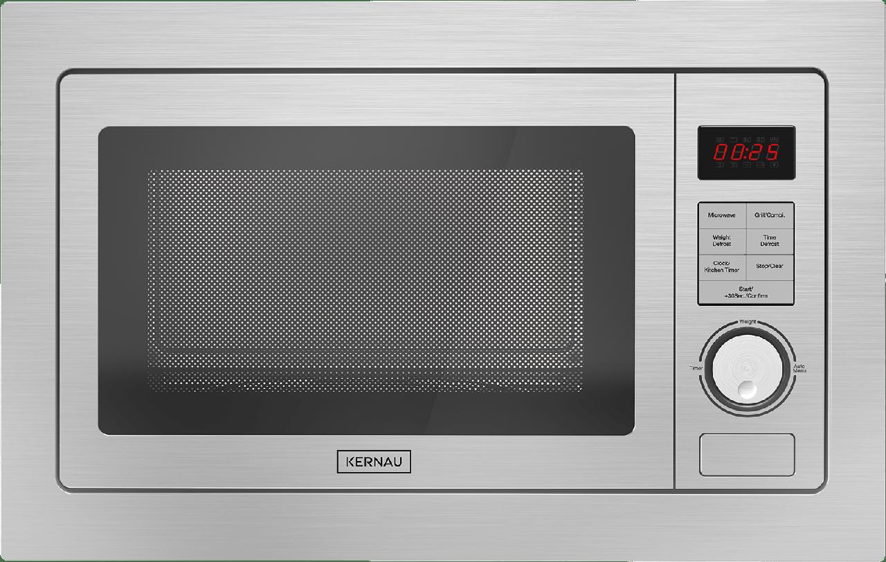 Встраиваемая микроволновая печь KERNAU KMO  251 G X