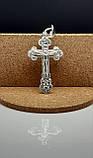 Серебряный крест Арт. Кр 234, фото 2