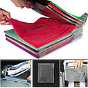 Система хранения одежды T-shirt organizing system EZSTAX, 10 шт, фото 3