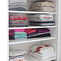 Система хранения одежды T-shirt organizing system EZSTAX, 10 шт, фото 5