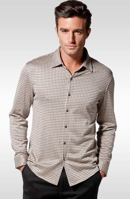 Шелковые мужские рубашки: вне времени...
