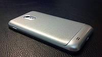 """Декоративная защитная пленка для Samsung Galaxy S II """"алюминий"""", фото 1"""
