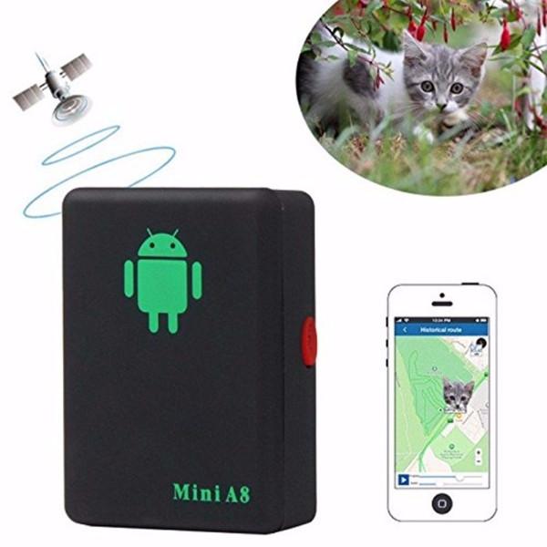 Mini A8 GPRS Tracker TOP