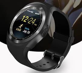 Розумний годинник Smart Watch Y1 Чорні