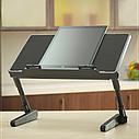 Регулируемая подставка для ноутбука AirSpace с вентилятором. sale, фото 6