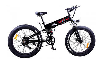 "Электровелосипед Kelbbike фэтбайк 26"" E-1911WS-26 500W, 48V, белый"