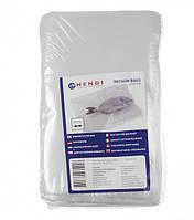 Пакеты для вакуумной упаковки 150x400 мм 100 шт рифлёные Hendi 971048