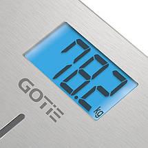 Весы напольные электронные GOTIE GWP-100, фото 3