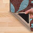 4+4 липучки на коврики против скольжения + Подарок, фото 2