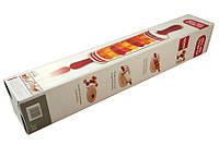 Скалка для теста Roll and Store Pin с формами + ПОДАРОК:Магнитный календарик на холодильник 2021 год