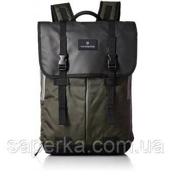 Рюкзак Victorinox ALTMONT 3.0, Flapover 13 л зелений (Vt601454), фото 2
