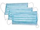 Сертифіковані трьохшарові медичні маски для лиця, фото 5
