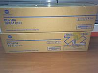 Фотобарабан Drum-unit DU-104 для Konica Minolta bizhub C6500/C6000/C7000