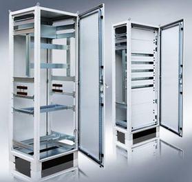 Металлические напольные шкафы IP56