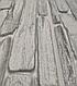 Декоративная Настенная Панель ПВХ Grace (Кварцит серый), фото 2