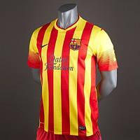 Футбольная форма 2013-2014 Барселона (Barcelona)