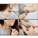 Ручной мини 3D-массажер для укрепления кожи. 3D-массажер для лица и тела, фото 6