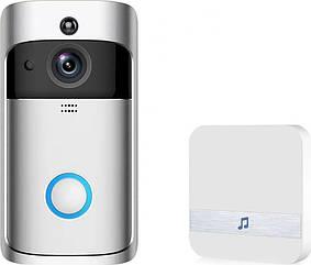 Дверной звонок Еken v5 смарт wi-fi