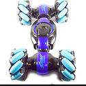 Машинка перевёртыш Super double flip stunt (пульт на руку и пульт обычный) (1h-c019) (12) sale, фото 3