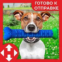 Собачья кость щетка для зубов, Chewbrush, косточка для чистки зубов собак, фото 1