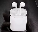 Bluetooth наушники i10xs cенсорные новинка, фото 4