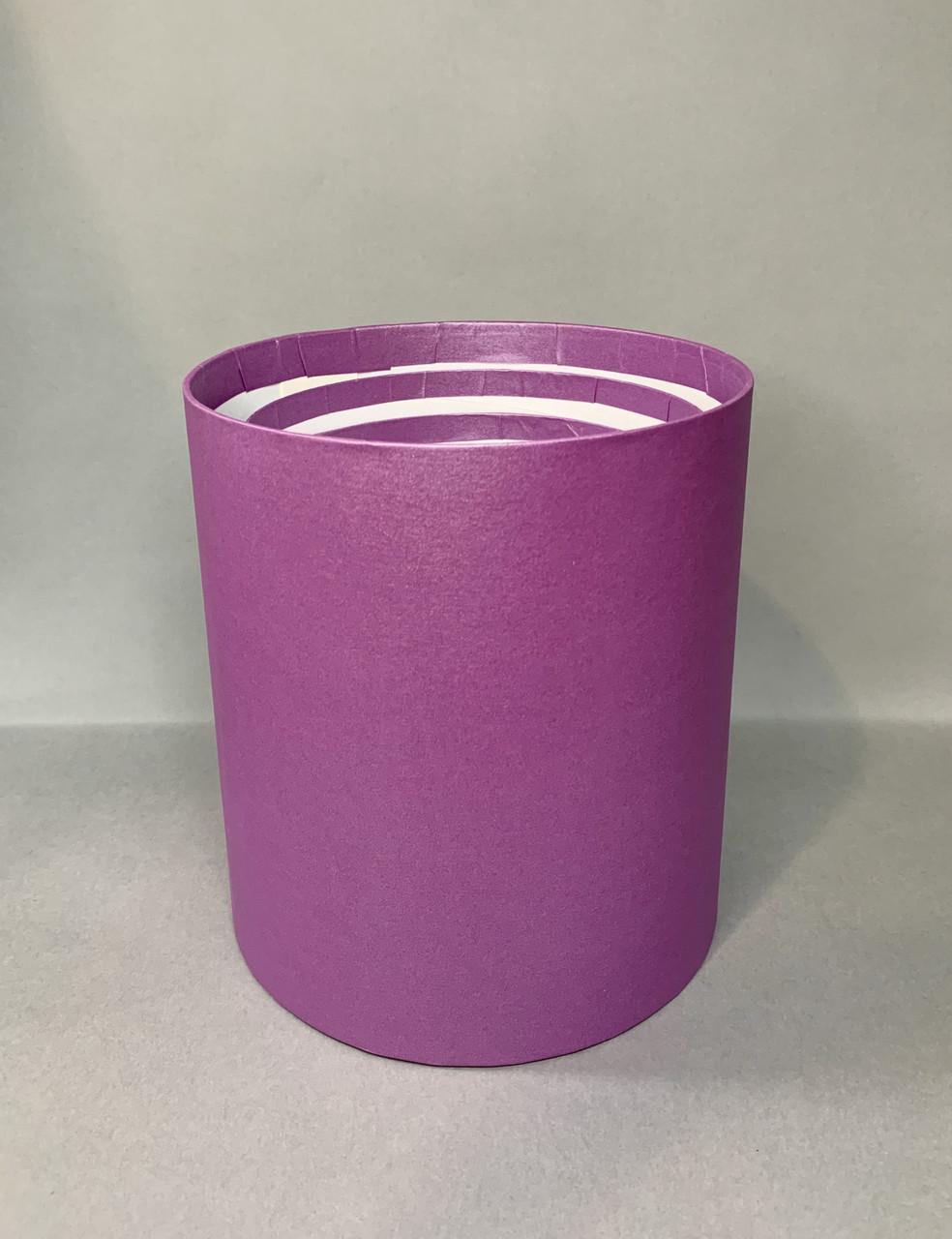 Средняя высокая б/к (т.Фиолет перламутр )