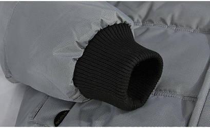 Куртка мужская зимняя пуховик большие размеры, фото 3