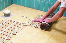 Тепла підлога під плитку - раціональне вкладання праці і грошей