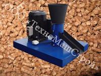 Гранулятор кормовой ГКМ-100 (Статина+привод+шкивы+двигатель 380V - 1.5кВт)+матрица на выбор(2-8мм)